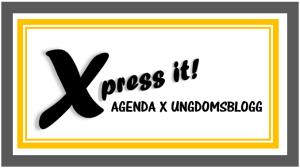 agenda-x-ungdomsblogg-logo