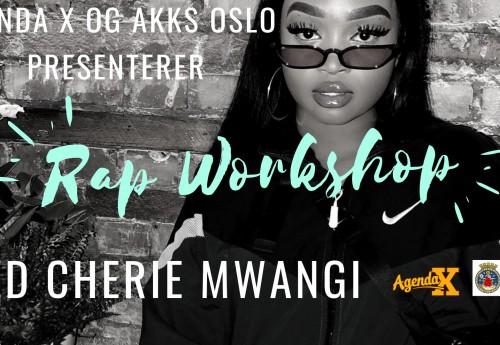 Cherie Mwangi - AKKS - Rap-workshop