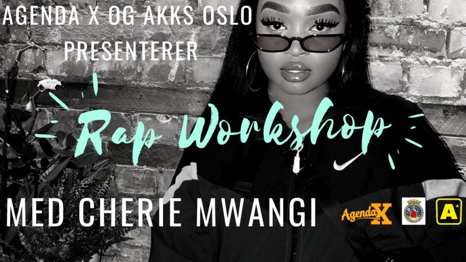 Cherie Mwangi - AKKS - Rap-workshop